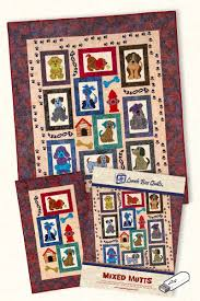 Mixed Mutts Embroidery Product Shipped with CD