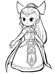 The Legend Of Gallery For Photographers Zelda Coloring Pages