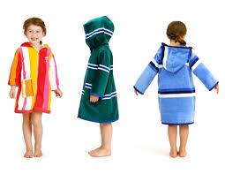 robe de chambre avec fermeture eclair enfant peignoir bébé