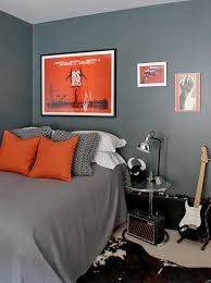 London Mens Bedroom Decor With Contemporary Quilts And Bedspreads Male Decorating Grey Walls