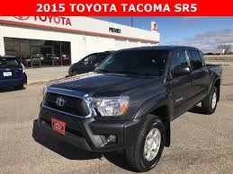 Used One-Owner 2015 Toyota Tacoma - North Platte NE - Premier Toyota Used Tacoma For Sale In Carson City Nv Certified 2016 Toyota Trd Sport I Low Kilometre 2012 2wd Double Cab V6 Automatic Prerunner At 2011 Access I4 Honda Elegant Toyota Trucks In Louisiana 7th And Pattison Used Tundra Houston Shop A Houston Top Of The Line Crew Pickup For 2015 Tundra Pricing Edmunds 2005 Chesapeake Va Area Dealer 2014 4wd East
