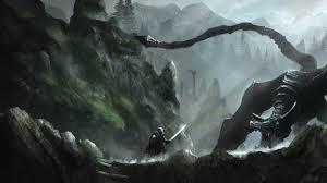 Preview Wallpaper The Elder Scrolls V Skyrim Rock Warrior 3840x2160
