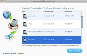 Tutorials How to Restore iPhone Contact SMS from backup