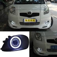 ownsun superb 55w halogen bulbs cob fog lights source eye