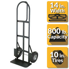OLYMPIA 800 Lbs. Capacity Hand Truck With Pneumatic Wheels-85-032 ... Milwaukee Medical Cylinder Hand Truck 40767 From 15229 Nextag Set Of 2 5 Replacement Casters For Convertible Trucks W Brake Shop Magliner 1000lb Capacity Silver Alinum Magliner Dual Grip Overall Height 51 Heavy Duty Steel On Wesco Industrial Products Inc Gemini Sr Gma81uaf Bh Photo And Truckdomeus Marathon Industries 00313 8 Fixed Caster With Airfilled Pneumatic Pvi In Stock Uline