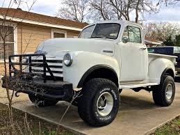 1952 Chevrolet Truck 4x4 Rear | Austin TX ATX Cars | Pinterest ... Project 1950 Chevy 34t 4x4 New Member Page 7 The 1947 Steinys Classic Trucks Used Lifted 2017 Chevrolet Silverado 1500 Lt Truck For Sale 2016 Hot Wheels Chevy Blazer Blue 4x End 2172018 515 Am C10 Chev Custom Monster Show Sweet Redneck 4wd 4x4 Short Bed Dump For Sale 3500 Seales Restoration 1970 Gm Fbodies Links To Freedom 1978 K20 454 Big Block Cold Start And Walk