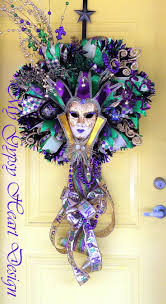 Mardi Gras Wooden Door Decorations by 11 Best My Gypsy Heart Design Christmas Collection Images On