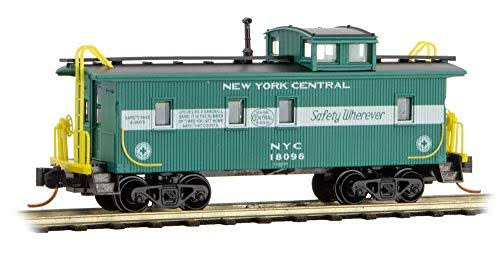 Micro-Trains #05100320 New York Central 34' Wood Sheathed Caboose N-Scale