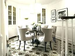 Round Dining Room Table Seats 8 Tables For