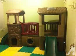 Step2 Playhouses Slides U0026 Climbers by Step2 Clubhouse Playhouse Climber For Sale In Tampa Florida