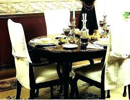 Dining Room Chair Slipcovers Armchair Kitchen Covers Arm Back