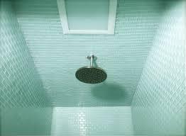 bathroom creative green glass tiles bathroom home design popular