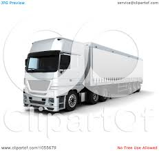 100 Semi Truck Clip Art Side View S