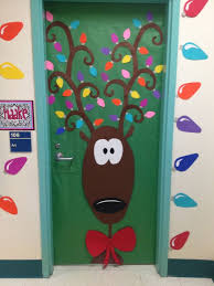 Easy Office Door Christmas Decorating Ideas by Easy Christmas Door Decorating Ideas For Office Christmas Decor