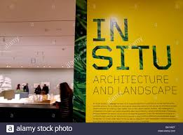 100 In Situ Architecture Exhibition MOMA Museum Of Modern Art New