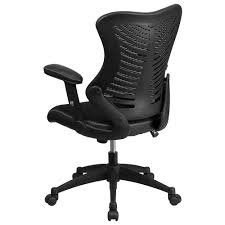 Flash Furniture BLZP806BK Mesh High-Back Task Chair With Adjustable Arms,  Black Vl581 Highback Task Chair Supports Up To 250 Lbs Black Seatblack Back Base Hg Sofi 7500 Frame Mesh High Fabric Mulfunction Ergonomic Swivel With Adjustable Arms Rh Logic 400 8s And Neck Rest Safco 3500bl Serenity Big Tall Leather With Height Dams Jota Ergo 24 Hour Pcb Operators Jxergoa Posturemax Office Hon Prominent Item 433734 Antares High Back Task Chair D204934 Products Chase Malaga Low Synchrotilter Mesh Arm Lumbar Support Ergonomic Computeroffice 1 Piece Box