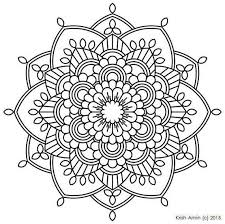 Picture Coloring Mandala Book Pdf With