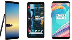 Techook s top 3 smartphones of 2017 Galaxy Note 8 Pixel 2 XL