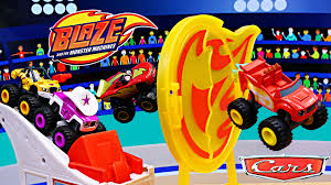 Blaze And The Monster Machines Flaming Stunts Playset Racing ... Monster Jam Stunt Track Challenge Ramp Truck Storage Disney Pixar Cars Toon Mater Deluxe 5 Pc Figurine Mattel Cars Toons Monster Truck Mater 3pack Box Front To Flickr Welcome On Buy N Large New Wrestling Matches Starring Dr Feel Bad Xl Talking Lightning Mcqueen In Amazoncom Cars Toon 155 Die Cast Car Referee 2 Playset Kinetic Sand Race Blaze And The Machines Flip Speedway Prank Screaming Banshee Toy Speed Wheels Giant Trucks Mighty Back Toy