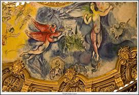 chagall plafond opera garnier photo roger fournier photos at