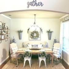 Dining Area Wall Decor Best Room Ideas On Nice