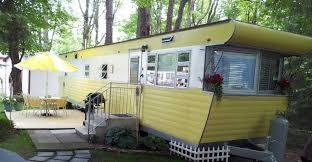 Restoring Vintage Mobile Home