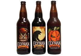 Imperial Pumpkin Ale by Elysian Brewing 3 Cheers For Pumpkin Beers