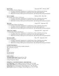 stacy l taylor resume