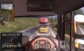 100 Euro Truck Simulator Free Download 2 With Key PC Game PC Games And Apps