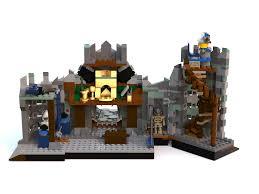 siege lego lego ideas he siege on grayskull
