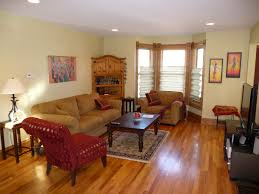 Rustic Red And Brown Living Room Hqlcofg