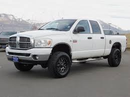 100 Ram Diesel Trucks 2008 Used Dodge 2500 BIG HORN At Watts Automotive Serving Salt