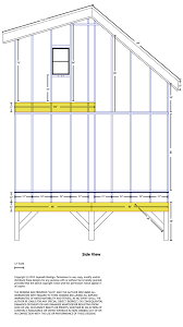 Free 10x12 Gambrel Shed Plans by Cool Shed Design Cool Shed Design