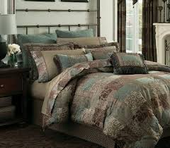 Shop Croscill Galleria Brown forters & Duvets The Home