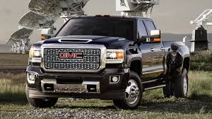 Choose Your 2018 Sierra Heavy-Duty Pickup Truck | GMC