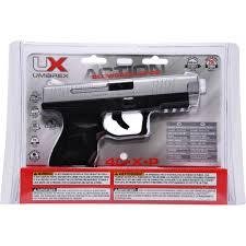 14 Gun Cabinet Walmart by Umarex 40xp Blowback Bb Pistol Black Chrome Walmart Com