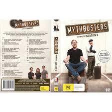 Mythbusters Christmas Tree by Mythbusters Season 6 Dvd Big W