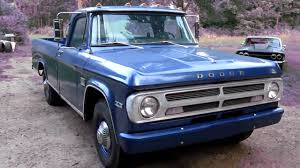 1970 Dodge D200 Adventurer - YouTube Curbside Classic 1975 Dodge Power Wagon A Sortof Civilized 68 D200 Quad Cab Nsra Street Rod Nationals 2015 Youtube 1968 W200 Vitamin C Diesel Magazine Cheap Truck D100 Sweptline Journey Wikipedia 2017 Charger For Sale On Classiccarscom Amazing Coronet 500 By Gas Monkey Garage 1958 Town Panel Half Ton Twinsupercharged Crew Dually Up For On Craiglist 1948 Used Bseries Rack Body At Webe Autos Serving Long 1962 63 64 65 66 67 Dodge Truck Drive Shaft Yoke Nos Mopar 2231659