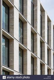 100 Travertine Facade Facade With Glazing In Perspective Chancery Lane