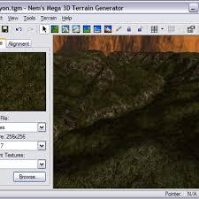 3d Terrain Software