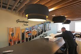 Cbre Employee Help Desk by Cbre Turns On The Lights In New Downtown Digs U2013 Finance U0026 Commerce