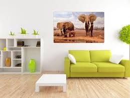 safari afrika elefanten wandtattoo wandsticker wandaufkleber