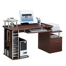Techni Mobili Computer Desk With Storage by Techni Mobili Super Storage Computer Desk