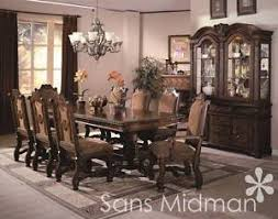 Image Is Loading Formal 12 Piece Renae Dining Room Set Table