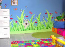 peinture decoration chambre fille peinture murale enfant