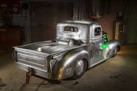 100 1937 Plymouth Truck This AirplaneEngine 1939 Pickup Is Radically Radial Hot