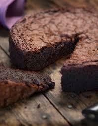 recette de cuisine gateau gâteau au chocolat sans farine pour 8 personnes recettes à table
