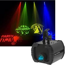 American DJ X Color LED GP Color Lighting Spot & Gobo Projector