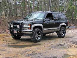 2 Door Tahoe/blazer/yukon If You Got One Show It Off - Chevy Tahoe ...