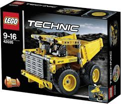 100 Lego Mining Truck 42035 Technic Multi Color Price From Souq In
